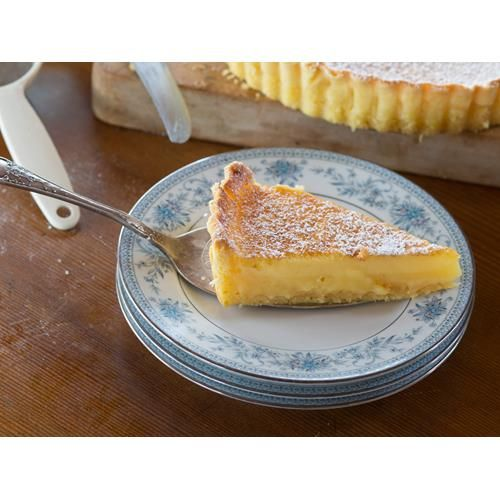Silky lemon tart recipe - By New Zealand Woman's Weekly, Citrus tarts are a favourite with many, and my mum's made her own version of Australian cook Stephanie Alexander's tart recipe for years. It's insanely silky and light as a feather.