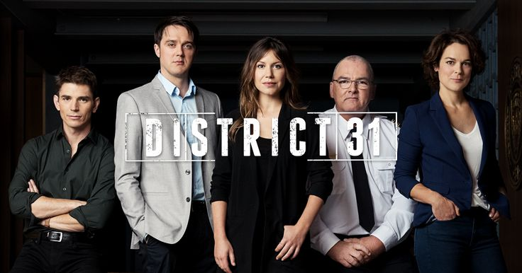 DISTRICT 31, diffusée du lundi au jeudi à 19 h, sur ICI Radio-Canada Télé, présente l'univers d'un groupe d'enquêteurs affectés au poste d'un grand quartier de Montréal.