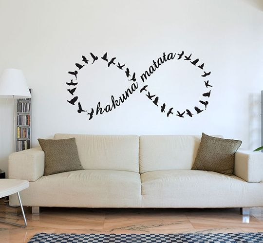 Charming This Beautiful Decal Should Make Anyone Who Has Watched The Lion King  Smile. Hakuna Matata