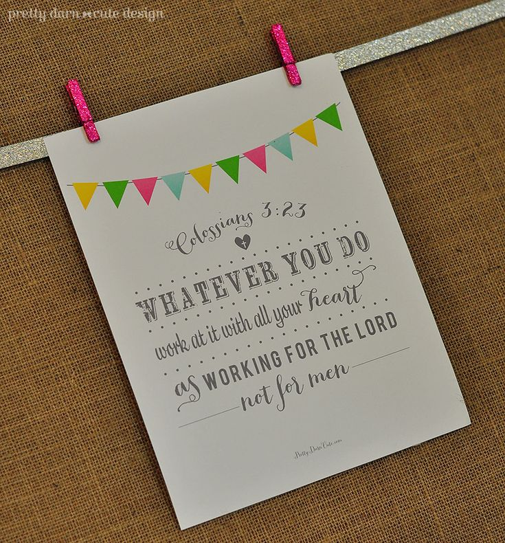Love this Printable!!