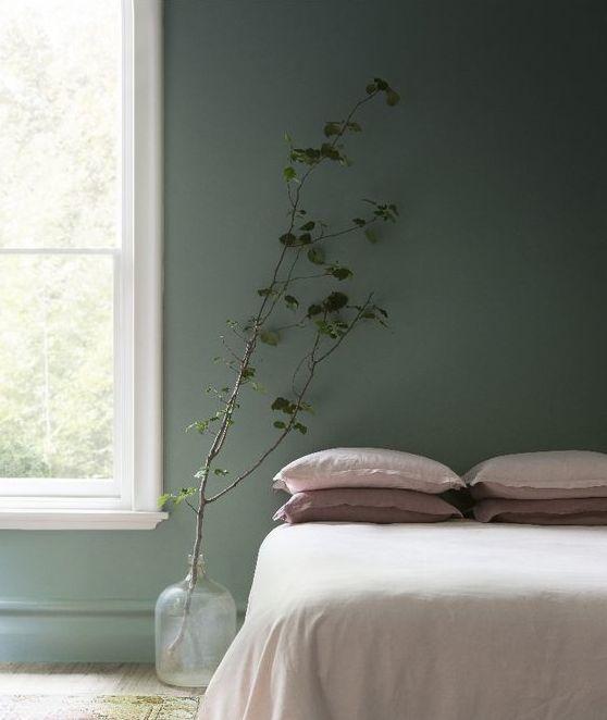 9 besten Zimmer umgestalten Bilder auf Pinterest Esszimmer, Altbau - schlafzimmer farben ideen mehr weite