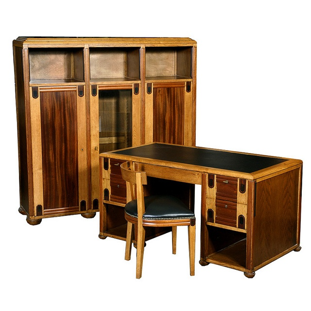 17 best images about art deco furniture and rooms art. Black Bedroom Furniture Sets. Home Design Ideas