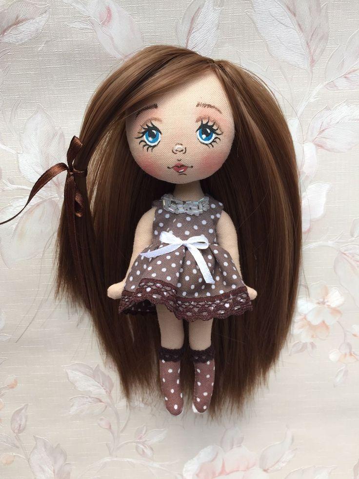 Купить Малютка 2 - кукла ручной работы, кукла, кукла в подарок, кукла интерьерная