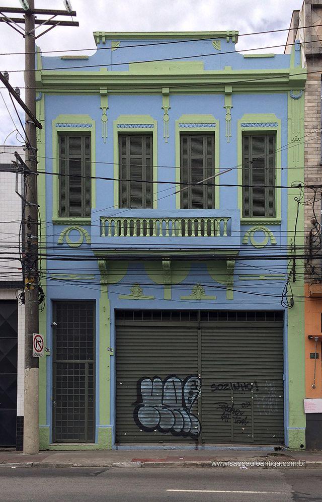 Sobrado – Rua da Mooca 1143 Douglas Nascimento / São Paulo Antiga