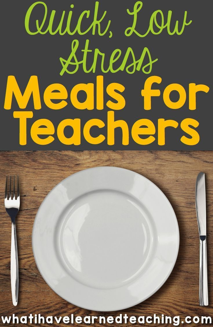 Do you struggle to find healthy meals while working full-time?  These tips and tricks might help you create yummy meals for dinner each night with leftovers for lunch. Quick Meals | Fast Dinners | Leftover Lunch | Teacher Dinners