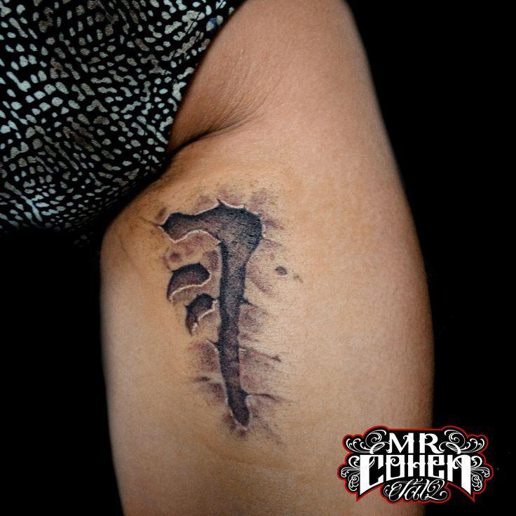 Mark of cain supernatural