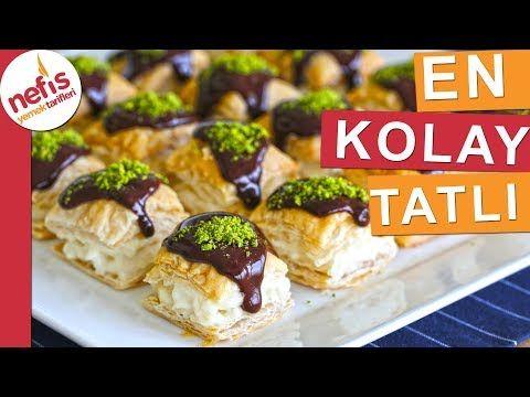 Dünya'nın En Kolay Tatlı Tarifi – Nefis Yemek Tarifleri