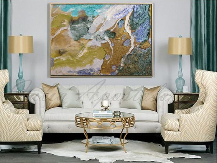 #70inch, #ExtraLarge #lARGE #WallArt, #XXXL #Painting, #Huge #Abstract, #Large #Print, #ContemporaryArt, #Gold #Home #Decor, #Copper #Wall #Art, #GoldFluid #Canvas #FluidPainting by #JuliaApostolova on #Etsy
