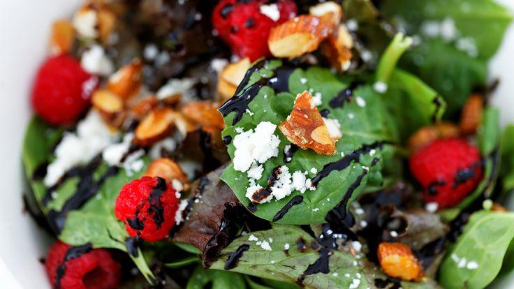 food, photography, berries, salad, lettuce, egofoto
