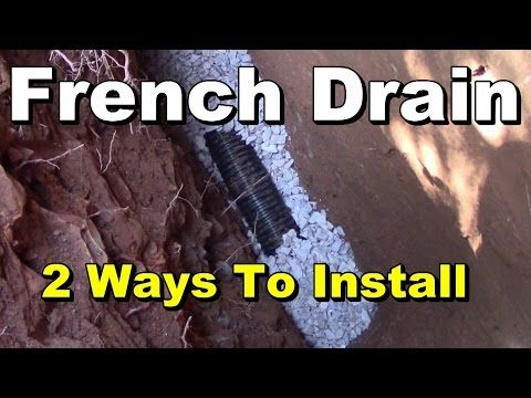 1000 Ideas About Drainage Solutions On Pinterest Rain