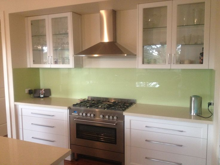 Splashback colour