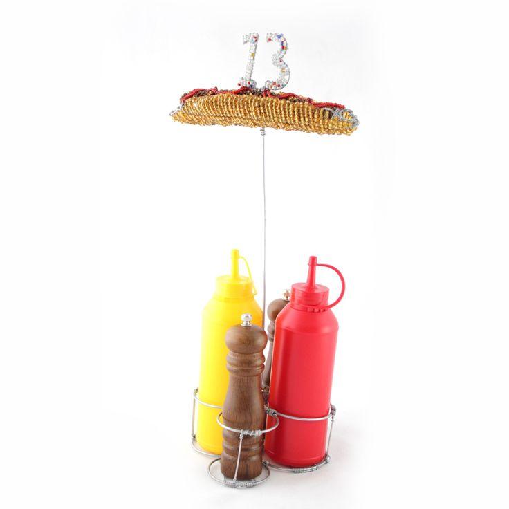 Long Boerewors Sauce Holder | Stribal CafeStribal Cafe