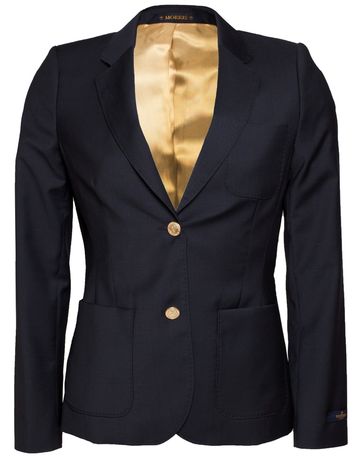 Morris Lady Club Blazer Navy
