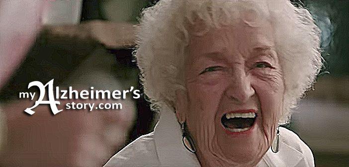 100% joyful grandma = 17.5 million glorious yt views
