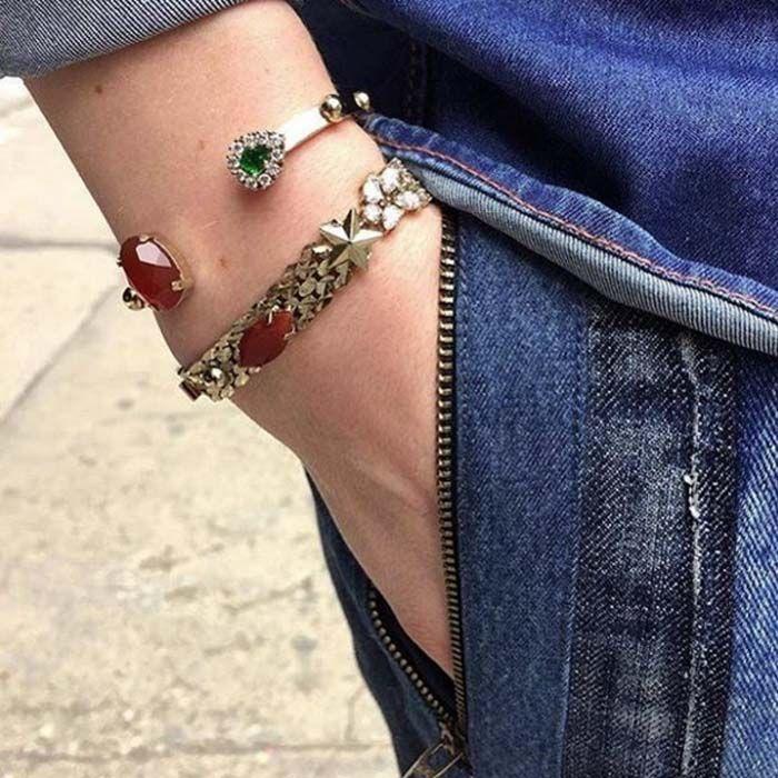 Anubian Jewels #aw16 #iosselliani #bracelet