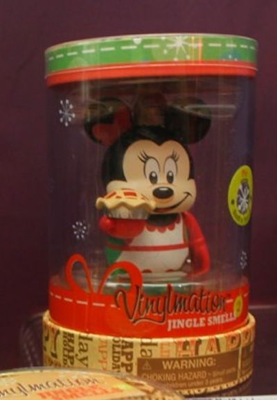 Minnie ~ Jingle Smells