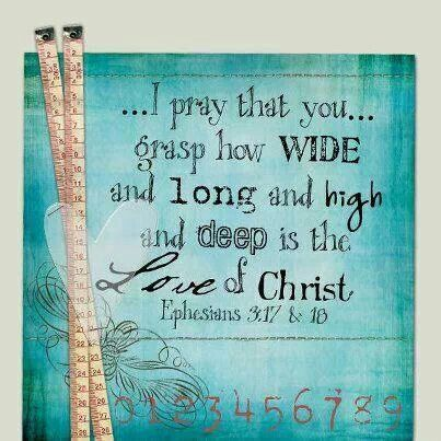Ephesians 316 21 16I Pray That Out Of His Glorious