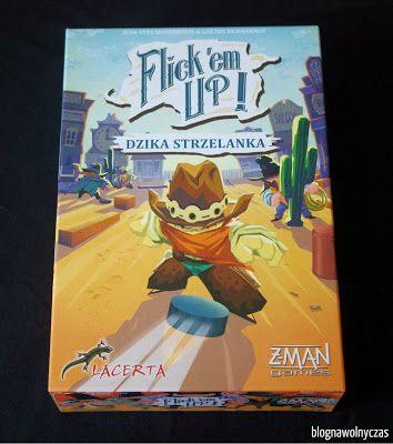 Blog na wolny czas: FLICK'EM UP!: stój, bo pstrykam! -  recenzja gry.