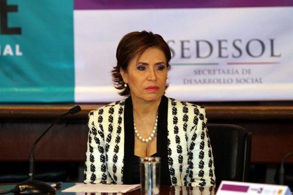 Detectan desvió millonario en gestión de Rosario Robles