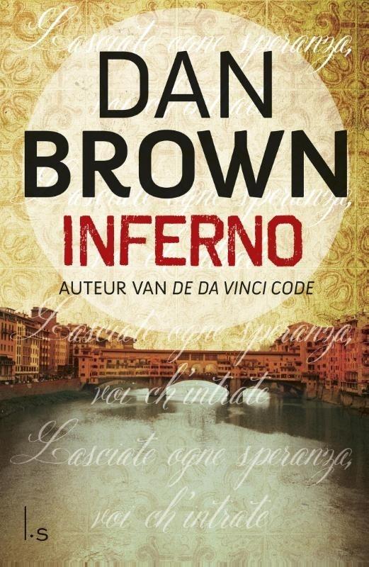 Inferno - de nieuwe Dan Brown - is vandaag verschenen! De lang verwachte opvolger van De Da Vinci Code is als eBook verkrijgbaar via de BrunaTablisto-kiosk.