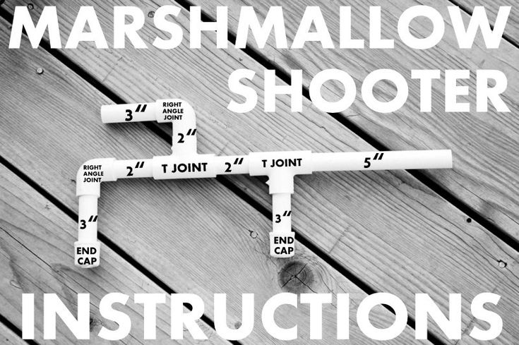 MARSHMALLOW-SHOOTER                                                                                                                                                                                 More