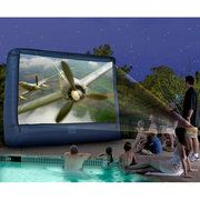Outdoor Inflatable Movie Screen, 12'