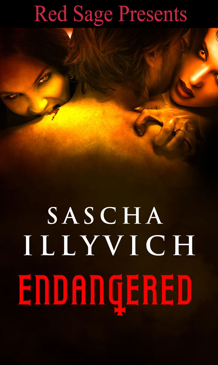 Endangered by Sascha Illyvich Releasing Sept 1, 2014 http://www.eredsage.com/store/Endangered.html