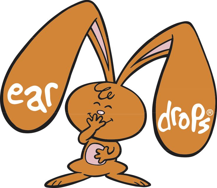 Eardrops logo www.eardrops.co.nz