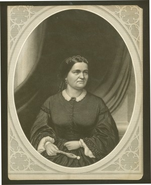 Mary Todd Lincoln. ©Missouri History Museum