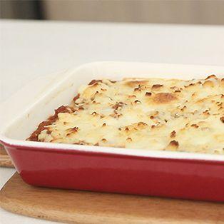 Yes, you can make lasagna!