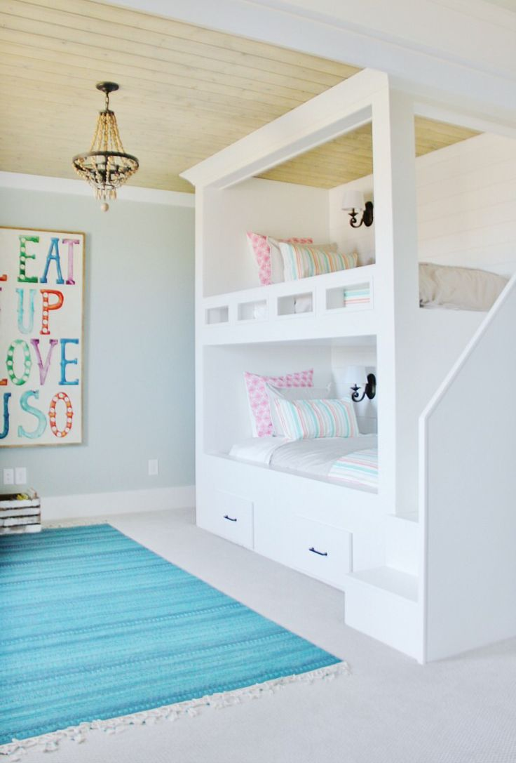 Boys' loft bed with slide (box 2)   best images about Loft beds on Pinterest  Diy murphy bed Twin