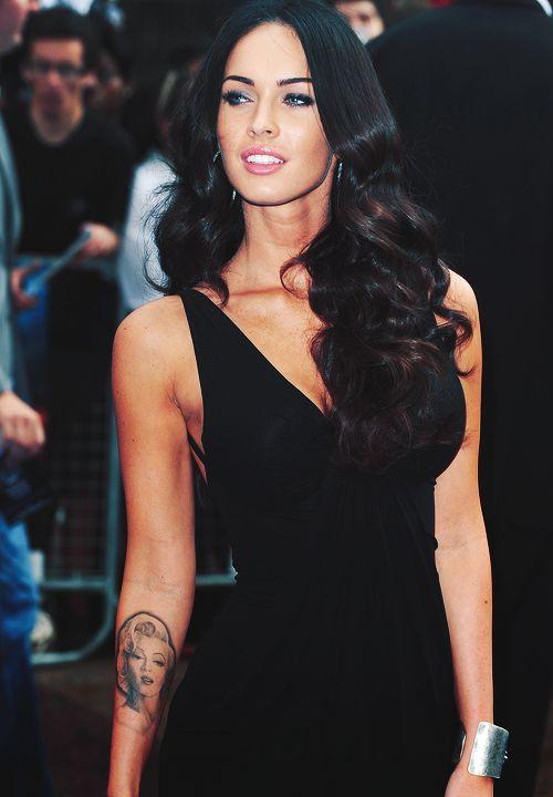 Guia Tatuagem: Tatuagens da Megan Fox - Diário da Aninha Carvalho