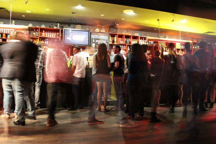 Main Bar at Asian Beer Cafe