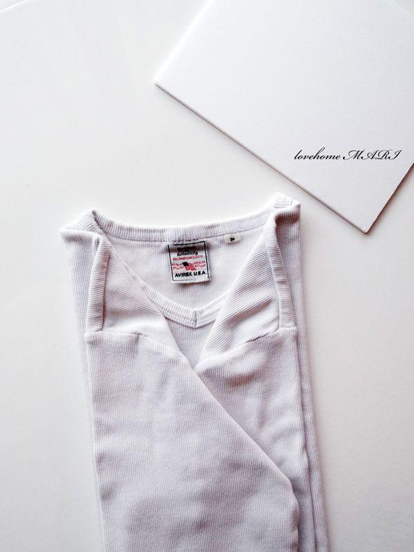 ◆【セリアの商品を活用して!】キレイに見せる整理された衣類収納とたたみ型 : love HOME 収納&インテリア