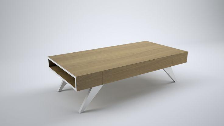 "Coffee table ""Reptile"". Design by PanosMakris."