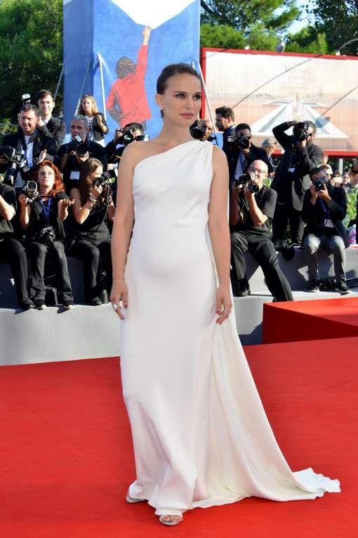 Het viel niet te ontkennen: Natalie Portman is in verwachting van haar tweede…