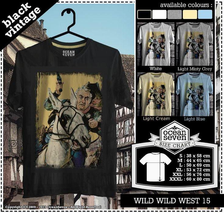 Kaos Cowboy | western | The wild Wild west 2