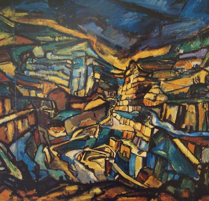 Peter Prendergast, Penrhyn Quarry