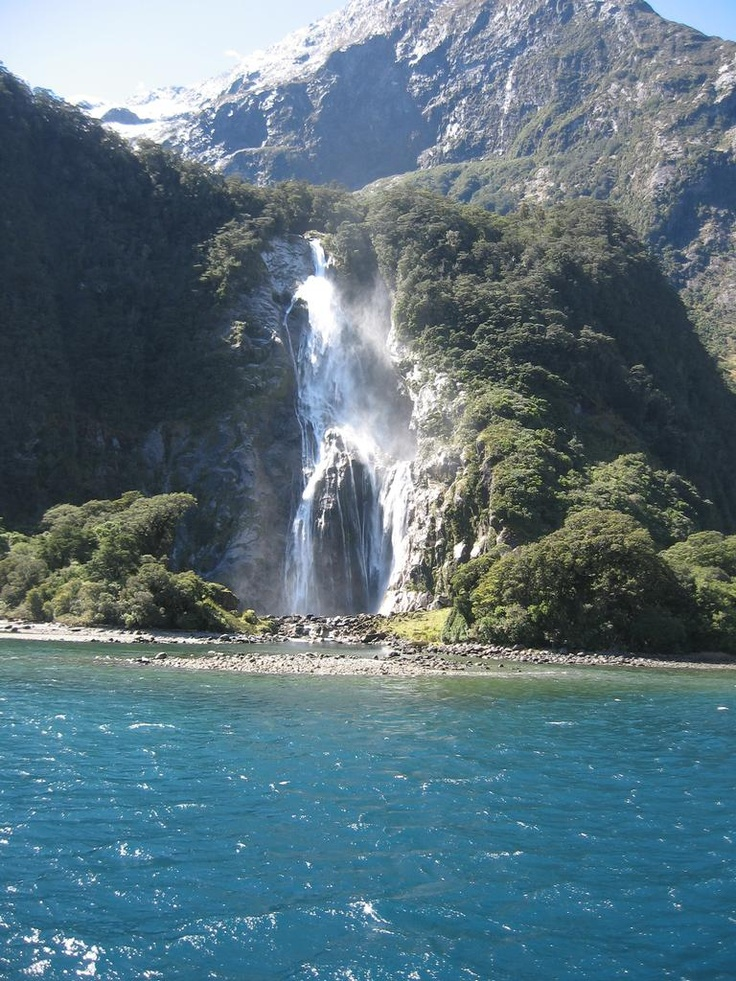 Fiordland ... New Zealand has to be on the list