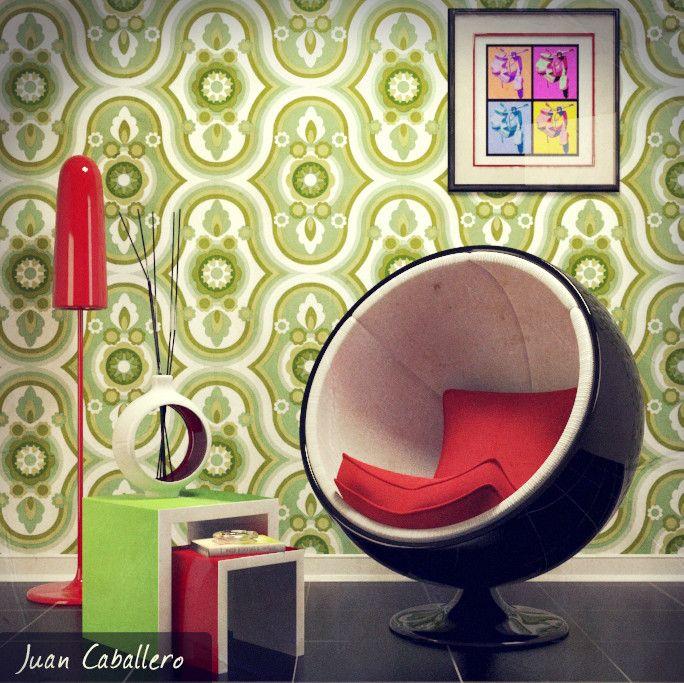 Romm Style 70s, Juan Caballero on ArtStation at https://www.artstation.com/artwork/2dV6y