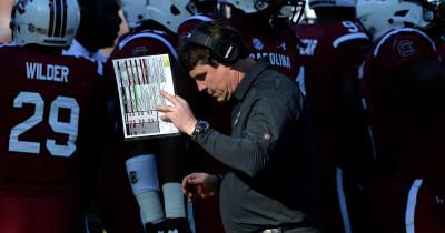 WATCH: South Carolina coach Will Muschamp after the Wofford win