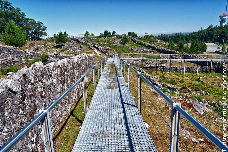 Citania de Santa Luzia, Viana do Castelo #arqueologia #portugal #archaeology