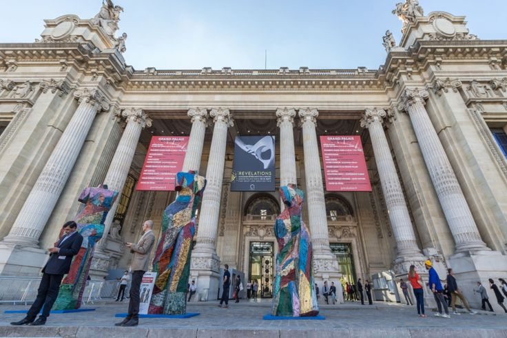 Révélations 2015 at the Grand Palais in Paris.