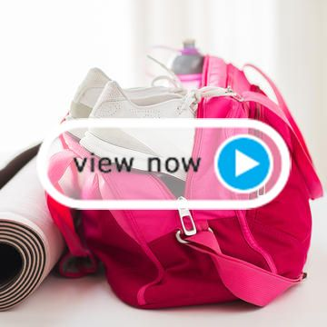 7 Gym Bag Hacks That Will Save Your Fitness Life