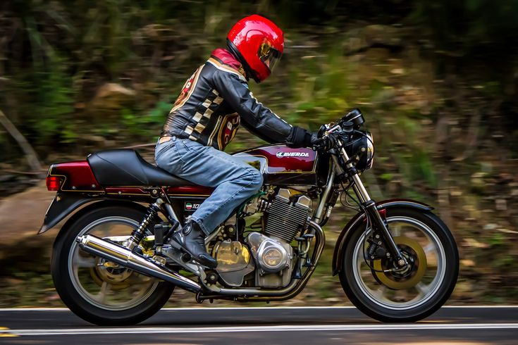 Classic motorcycle and cafe racer t shirts | Vox Throttle
