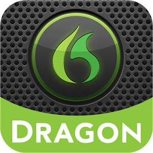 FREE: Dragon Dictation is an augmentative communication app for android. Dragon NaturallySpeaking has been designed to turn your talk into text faster and more accurately than ever before. Just speak your mind to ...