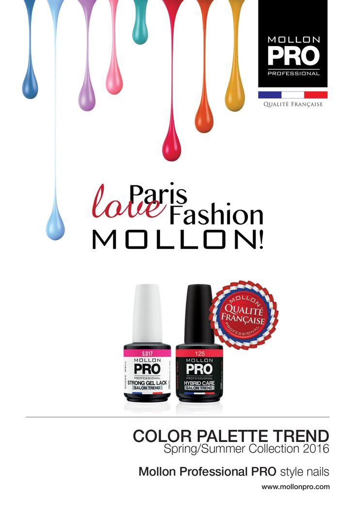 The 7 best Color Palette Trend - Mollon PRO images on Pinterest ...