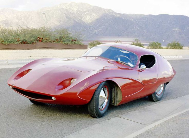 1960 LeMans Coupe by Strother MacMinn