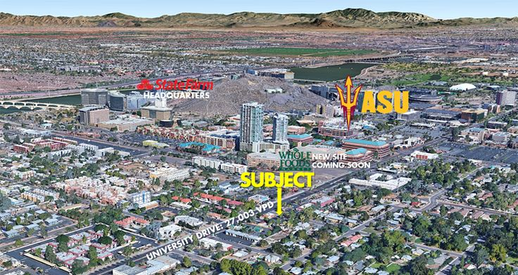 Prized Tempe retail redevelopment site sells in bankruptcy court - A very rare opportunity to purchase recently presented itself in Downtown Tempe. The retail redevelopment at Arizona State University sold through bankruptcy court for $890,000, or $327 per square foot. Located on the southwest corner of University Drive and Wilson Street, the vacant retail sits... - http://azbigmedia.com/azre-magazine/prized-tempe-retail-redevelopment-site-sells-in-bankruptcy-court