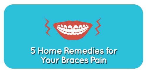 Bennett Orthodontics - 5 Home Remedies for Your Braces Pain:The first few days after getting braces for the first time can be quite painful. But before you decide to give up and rip them off, check out these easy ways to relieve your pain without sacrificing your new smile.